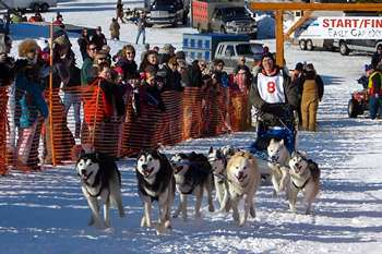 ecx sled dog race