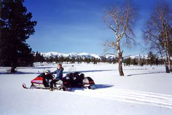 snowmobile salt creek summit