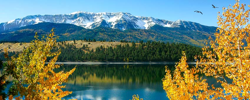 Wallowa Lake Fall